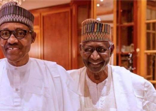 President Buhari's CoS, Abba Kyari tests positive of Coronavirus